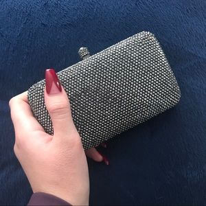 Olga Berg Clutch with Strap